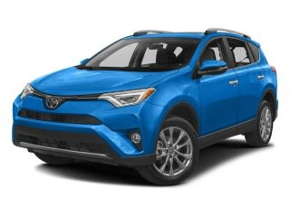 Used 2016 Toyota RAV4 Limited Edition in North Charleston, South Carolina