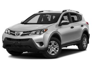Toyota RAV4 Limited Edition 2013