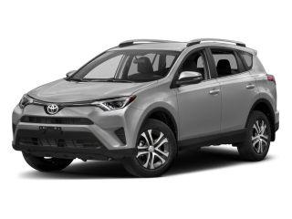 New 2018 Toyota RAV4 LE in Melbourne, Florida