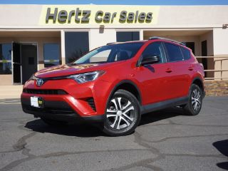 Used 2016 Toyota RAV4 LE in Scottsdale, Arizona
