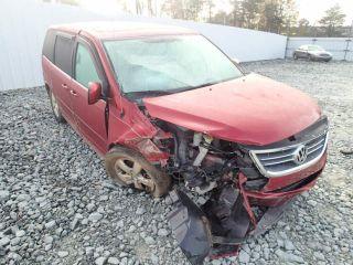Volkswagen Routan SEL 2009