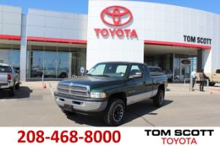Used 2001 Dodge Ram 1500 Laramie In Nampa Idaho