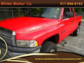 Used 2002 Dodge Ram 2500 in Springfield, Missouri