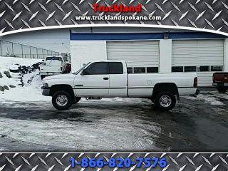 Used 1997 Dodge Ram 2500 in Spokane, Washington