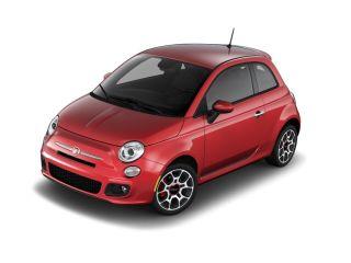 Fiat 500 Sport 2015