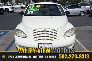 Used 2005 Chrysler PT Cruiser Touring in Whittier, California