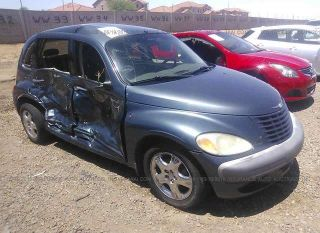 Chrysler PT Cruiser Touring 2002
