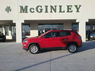 Used 2018 Jeep Compass Sport in Highland, Illinois