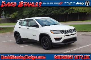 Used 2018 Jeep Compass Sport in Oklahoma City, Oklahoma