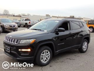 Used 2018 Jeep Compass Sport in Owings Mills, Maryland