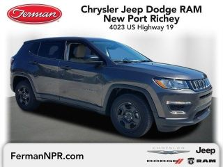 Used 2018 Jeep Compass Sport in New Port Richey, Florida