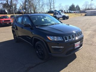 Used 2018 Jeep Compass Sport in Culpeper, Virginia