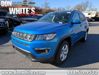Used 2018 Jeep Compass Latitude in Cockeysville, Maryland