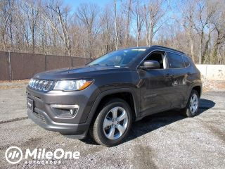 Used 2018 Jeep Compass Latitude in Parkville, Maryland