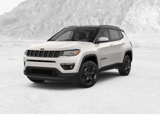 Jeep Compass Latitude 2018