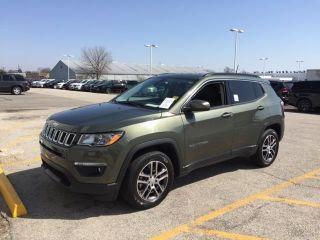 Used 2018 Jeep Compass Latitude in Peoria, Illinois