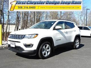 Jeep Compass Latitude 2018