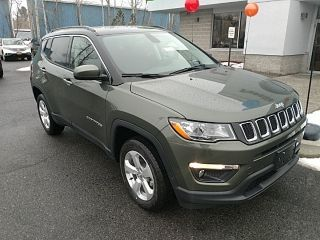 Used 2018 Jeep Compass Latitude in Amsterdam, New York