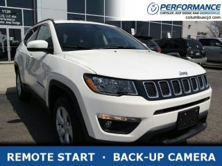 Used 2018 Jeep Compass Latitude in Columbus, Ohio
