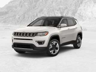 Used 2018 Jeep Compass Limited Edition in Urbana, Ohio
