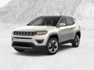 Used 2018 Jeep Compass Limited Edition in Wilkes Barre, Pennsylvania
