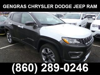 Used 2018 Jeep Compass Limited Edition in East Hartford, Connecticut