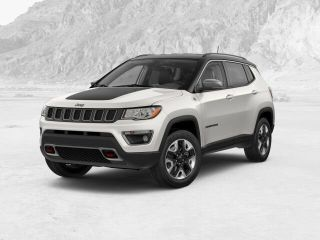 Jeep Compass Trailhawk 2018