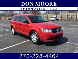 Dodge Journey American Value Package 2015