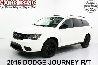 Dodge Journey R/T 2016