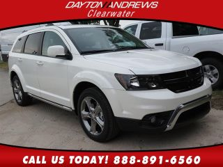 Used 2016 Dodge Journey Crossroad in Clearwater, Florida