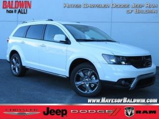 Dodge Journey Crossroad 2018