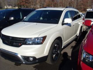 Used 2016 Dodge Journey Crossroad in Oakland, Maryland