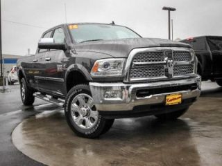 Used 2016 Ram 3500 Laramie in Bellingham, Washington