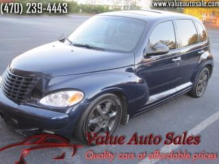 Used 2005 Chrysler PT Cruiser Limited Edition in Cumming, Georgia