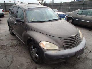 Chrysler PT Cruiser 2002