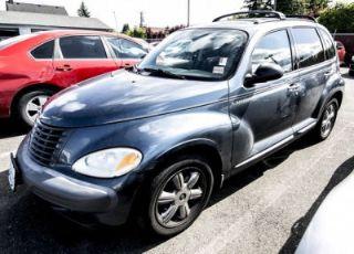 Used 2002 Chrysler PT Cruiser Limited Edition in Tacoma, Washington