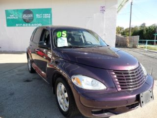 Used 2005 Chrysler PT Cruiser Limited Edition in Fort Worth, Texas