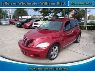 Used 2005 Chrysler PT Cruiser GT in Kenner, Louisiana