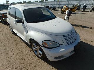 Chrysler PT Cruiser GT 2003