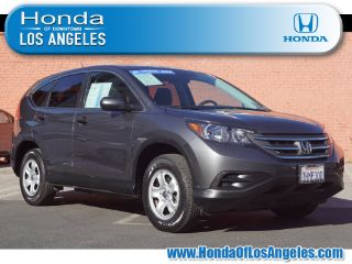 Used 2014 Honda CR-V LX in Los Angeles, California