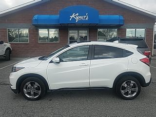 Used 2017 Honda HR-V EX in Chambersburg, Pennsylvania
