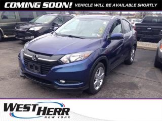Used 2016 Honda HR-V EX-L in Hamburg, New York