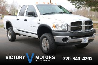 2009 Dodge Ram 2500 Power Wagon