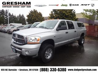 Dodge Ram 3500 Laramie 2006