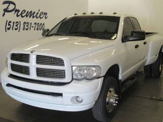 Dodge Ram 3500 Laramie 2003