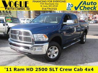 Ram 2500 SLT 2011