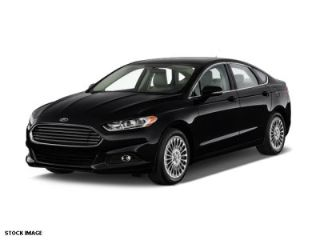 Used 2016 Ford Fusion Titanium in Louisville, Kentucky