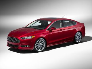 Used 2016 Ford Fusion S in Lexington, Kentucky