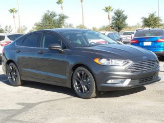 Ford Fusion S 2018