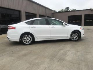 Used 2015 Ford Fusion SE in Starkville, Mississippi
